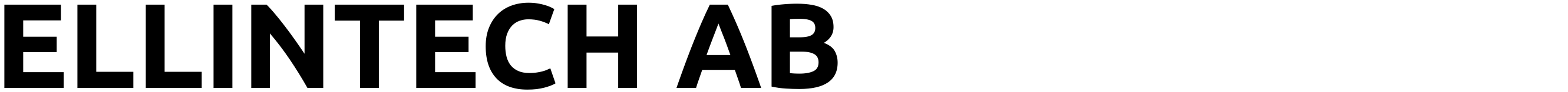 ELLINTECH AB